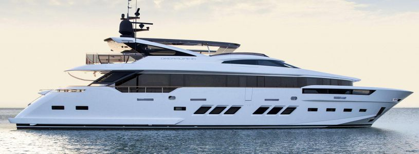 Dreamline 34 — The dynamic double-decker from DL Yachts
