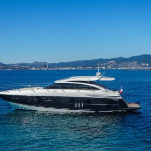 Location Yacht – Princess V52
